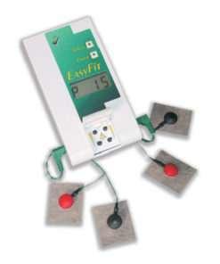 Elettrostomilatore EasyFit per Terapie Muscolari