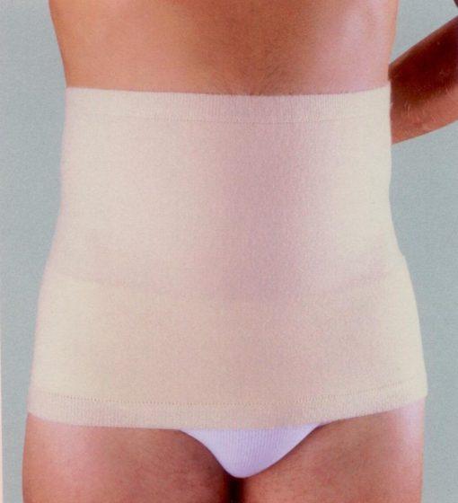 Pancera addominale elastica tubolare senza cuciture Art 346