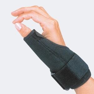 – Lesioni o instabilità dell'articolazione Trapezio-Metacarpale – Post immobilizzazione gessata – Tendinopatia di De Quervain – Tendiniti del pollice