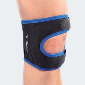 INDICAZIONI: Dolori femoro-rotulei. Lussazione/sublussazione mediale-laterale di rotula.