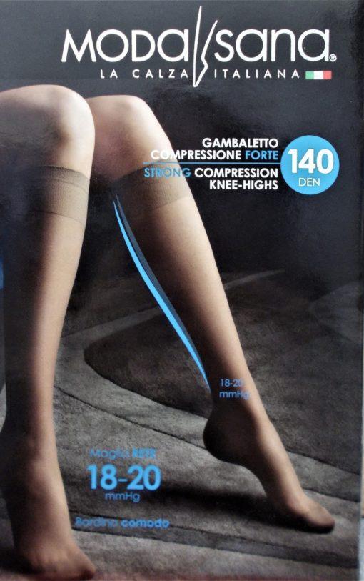 Gambaletti Elastici 140 den MODASANA Donna