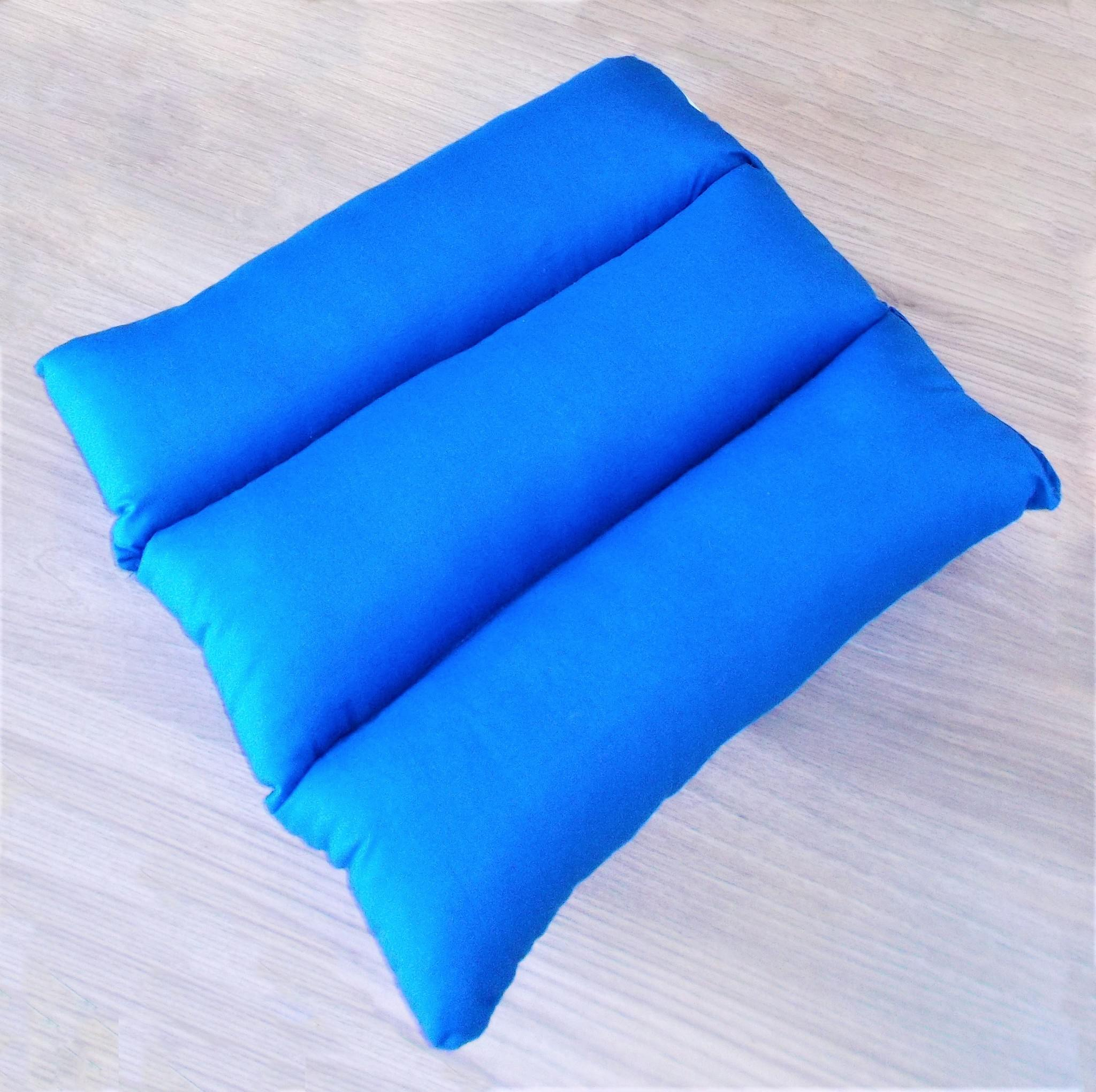 Cuscino Fibra Cava Siliconata A Tre Sezioni Art 723 Albo Ortopedia Ospedale Srl