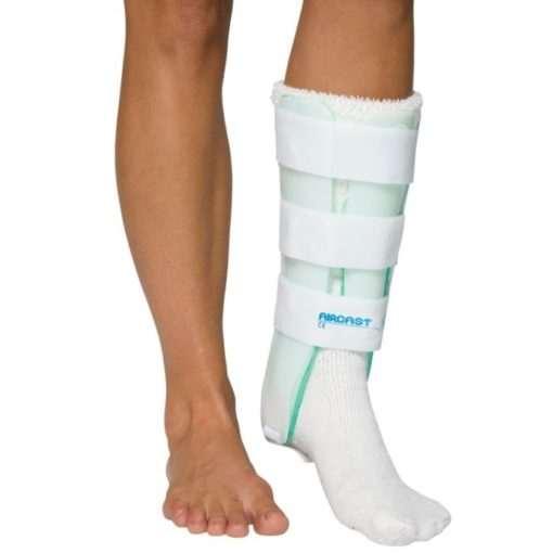 Tutore per Caviglia Aircast Versione lunga (tibiale)