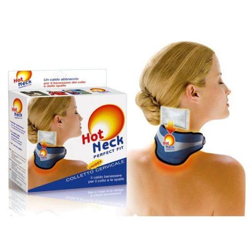 Collare termico Hot Neck per Termoterapia