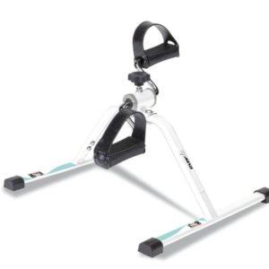 – ginnastica cicloergometrica per riabilitazione cardiaca moderata – intensità dello sforzo regolabile manualmente – manopola di serraggio per regolare lo sforzo