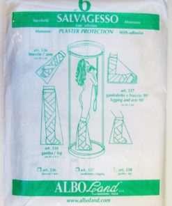 Sacchetti salvagesso per Gamba Intera Art 338