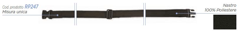 Fascia di Sicurezza – Cintura di Contenimento RP 247