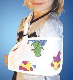 Supporto Reggibraccio pediatrico