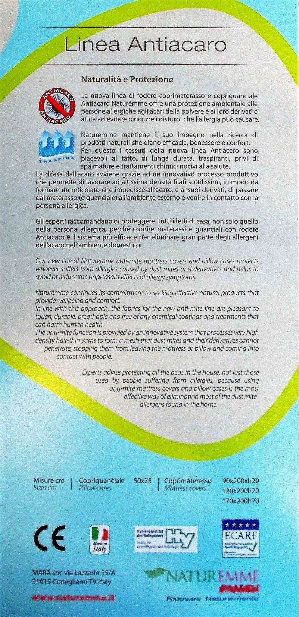 Risultati immagini per mara intimo sanitario certificati