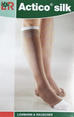 Calza Elastica Kit Actico Silk