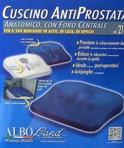 Cuscino AntiProstata cod. 218 con Foro di Scarico