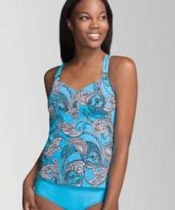 Costume Tankini Tahiti Art. 70608 Amoena tg. 46 coppe C