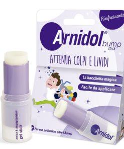 Arnidol Bump Stick Arnidol Bump Stick CONTRO DOLORI DEI COLPI E LIVIDI