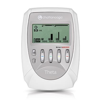 Elettrostimolatore COMPEX-PRO Chattanooga Theta per Allenamenti Muscolari