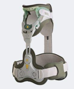 Immobilizzatore a Minerva con Collare cervico-toracico radiotrasparente ASPEN CTO4