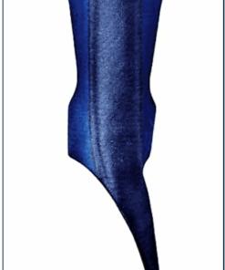 Tutore dinamico in Carbonio e Kevlar BlueROCKER™ 2.0 per piede equino , flaccido o ciondolante