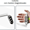 Elemento Coltello TACTEE per presa struttura palmare magnetizzata