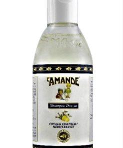 Shampoo Doccia oli Essenziali Amande