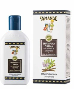 Shampoo Amande Crema Antiforfora