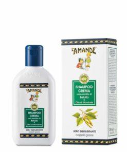 Shampoo Amande Crema Capelli Grassi