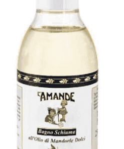 Bagno Schiuma Amande all'Olio di Mandorle Dolci