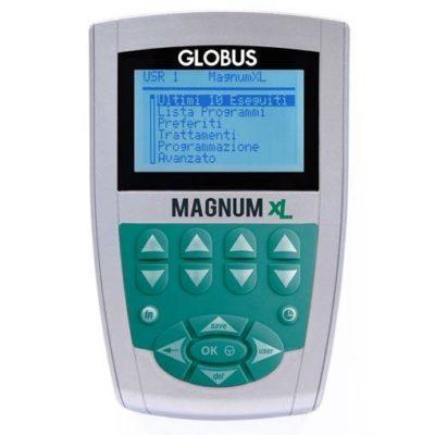 Apparecchio per MAGNETOTERAPIA Bassa Frequenza GLOBUS MAGNUM XL 2 Canali