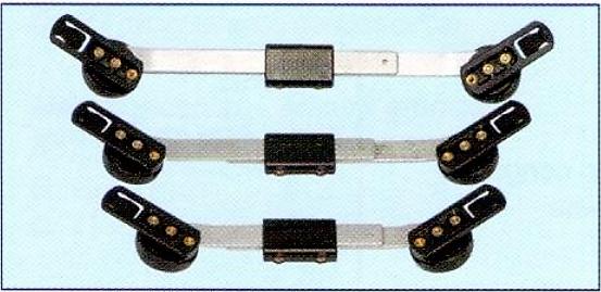 Barra di divaricazione PB001 MITCHELL Statica per tutore Ponseti