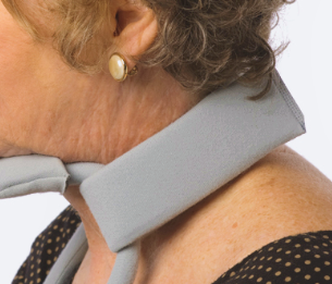 HMCN Strap di Chiusura Occipitale per Collare HEADMASTER